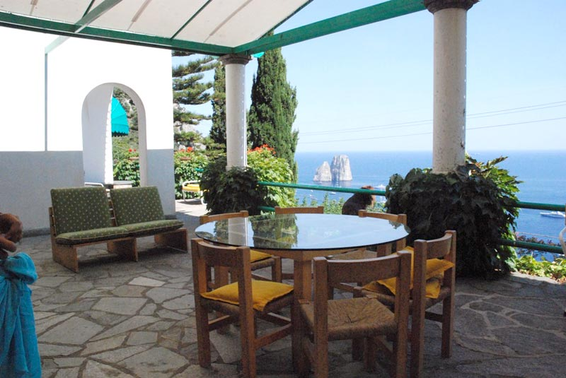 Capri Villas For Rent