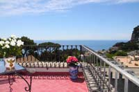 villa for rent italy capri