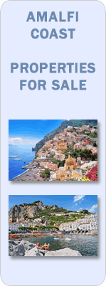 amalfi coast properties for sale