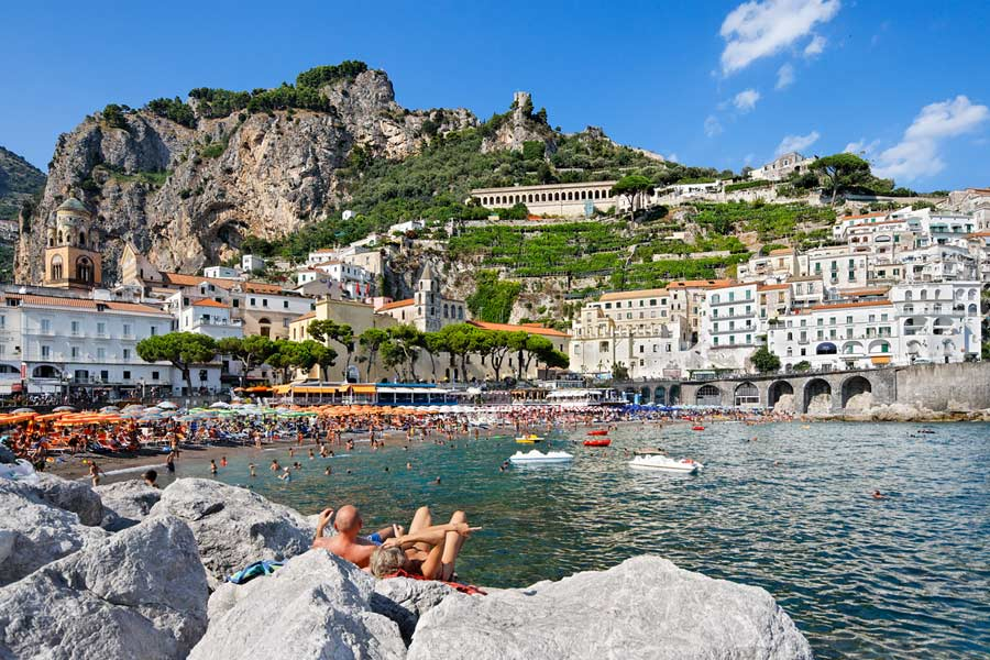Anacapri If You Have Property To Or Rent In The Amalfi Coast