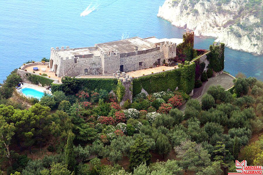Capri Luxury Real Estate Castle Villa Castiglione